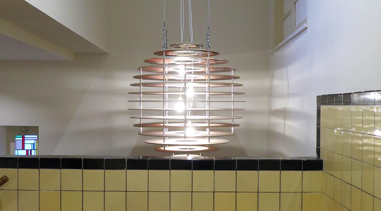 OBS De Vlierboom - Den Haag - Custom Lamp