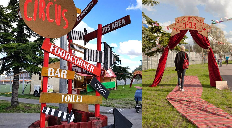 Festival Het Circus 2018 - Wijkpark De Verademing, Den Haag