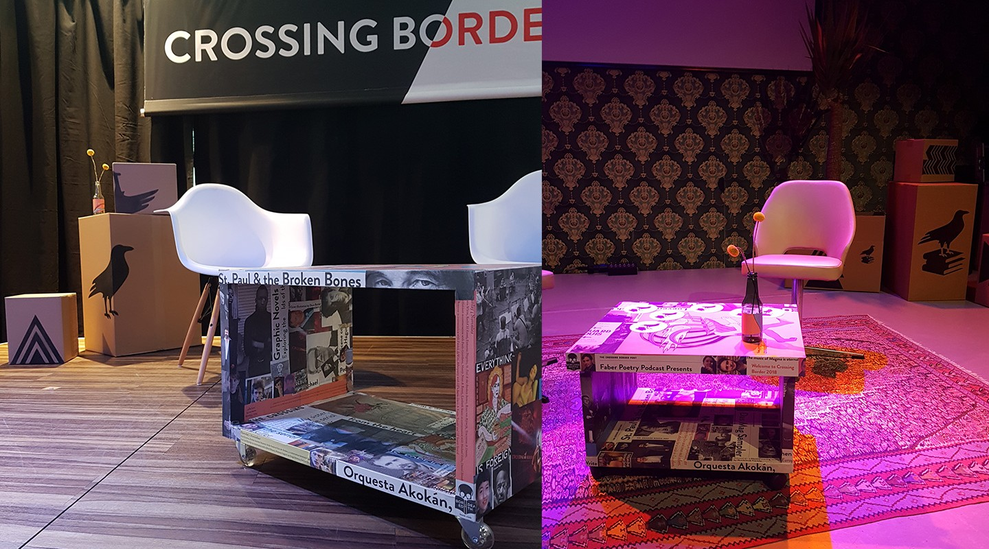 Crossing Border Festival Deco